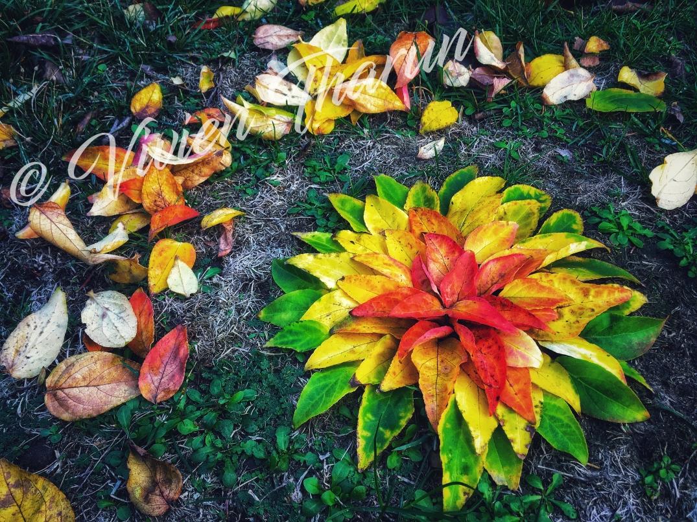 Blätterring